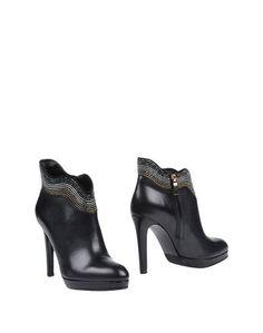 Полусапоги и высокие ботинки Poletto