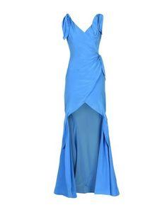 Длинное платье Moschino
