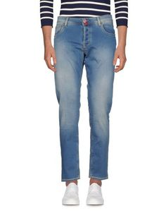 Джинсовые брюки Baronio