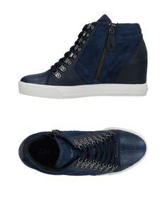 Высокие кеды и кроссовки Tomas Maier