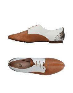 Обувь на шнурках Yosi Samra