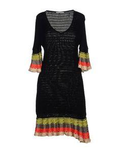 Короткое платье Marco DE Vincenzo
