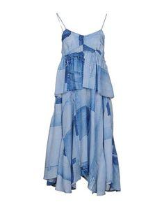 Платье длиной 3/4 Zucca
