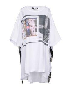 Короткое платье Keyhole