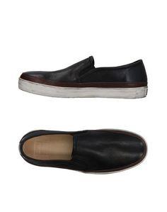 Низкие кеды и кроссовки Frye
