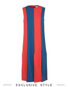 Платье длиной 3/4 JI WON Choi x Yoox