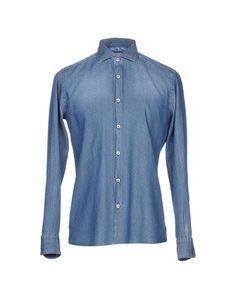 Джинсовая рубашка Domenico Tagliente