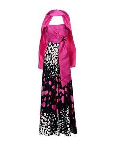 Длинное платье SÑ Sonia PeÑa
