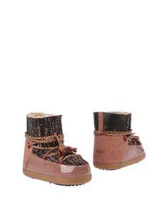 Полусапоги и высокие ботинки Ikkii