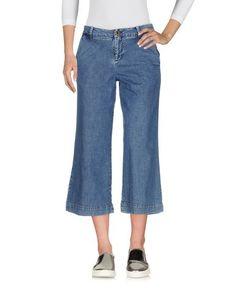 Джинсовые брюки-капри Ab/Soul
