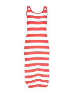 Платье длиной 3/4 Moschino