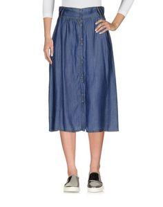 Джинсовая юбка Cristina Gavioli Jeans