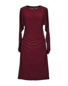 Платье до колена Norma Kamali