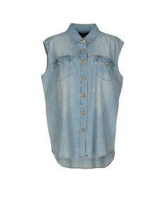 Джинсовая рубашка Supertrash