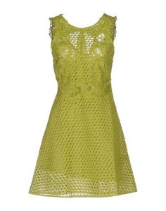 Короткое платье Ermanno Scervino Beachwear