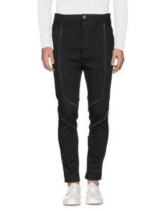 Джинсовые брюки Nostrasantissima
