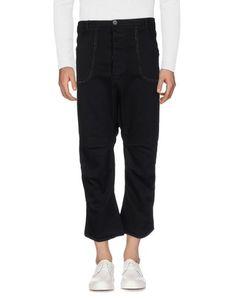 Джинсовые брюки-капри Nostrasantissima