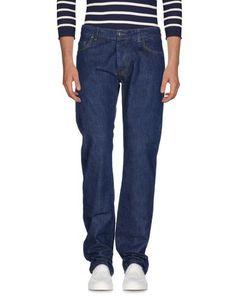 Джинсовые брюки Malo