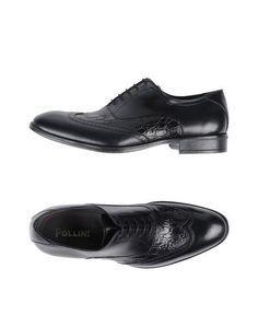 Обувь на шнурках Pollini