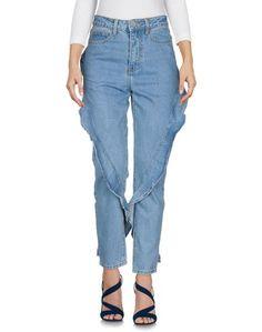 Джинсовые брюки Lost Ink.