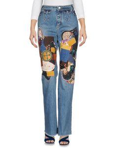Джинсовые брюки Coach