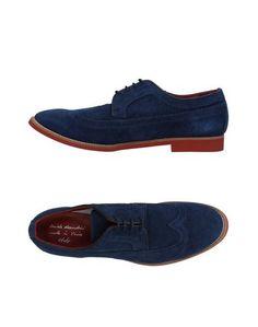 Обувь на шнурках Daniele Alessandrini