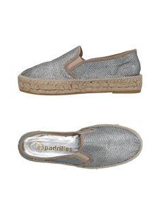 Низкие кеды и кроссовки Espadrilles