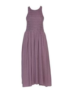 Платье длиной 3/4 Pepe Jeans