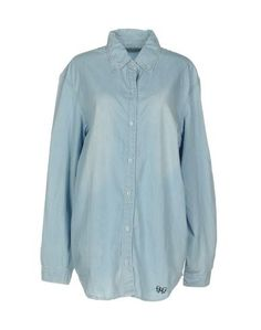 Джинсовая рубашка Atelier Fixdesign