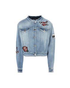 Джинсовая верхняя одежда Karl Lagerfeld