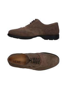 Обувь на шнурках Henne