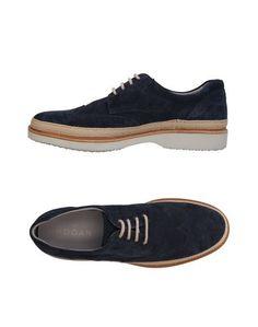 Обувь на шнурках Hogan Rebel