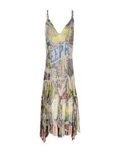 Платье длиной 3/4 Angelo Marani