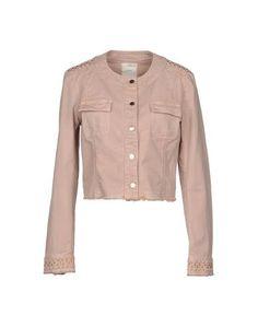 Джинсовая верхняя одежда Pinko