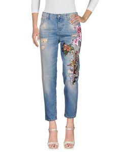 Джинсовые брюки Fanfreluches