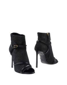Полусапоги и высокие ботинки Lanvin