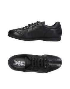 Низкие кеды и кроссовки Salvatore Ferragamo