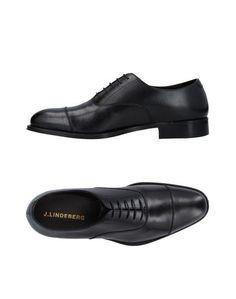 Обувь на шнурках J. Lindeberg