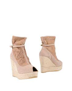Полусапоги и высокие ботинки Espadrilles AND Collection PrivĒe?