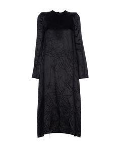 Длинное платье Maison Margiela