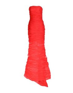 Длинное платье Ermanno Scervino