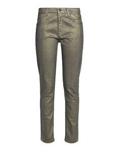 Джинсовые брюки Tomas Maier
