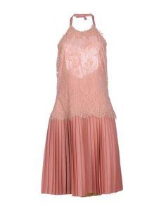 Платье до колена Sara Emanuel