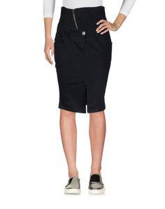 Джинсовая юбка Jeans Paul Gaultier