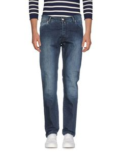 Джинсовые брюки Marco Pescarolo