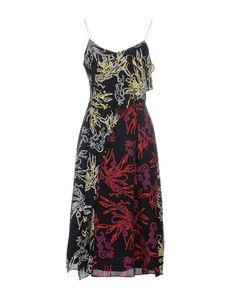 Платье длиной 3/4 Tanya Taylor