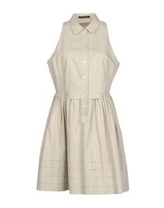 Короткое платье Walter Voulaz
