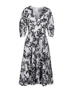 Платье длиной 3/4 Lela Rose