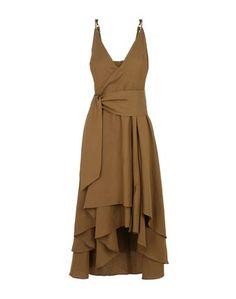 Длинное платье C/Meo Collective
