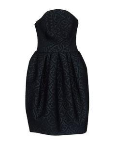 Платье до колена Zac Posen